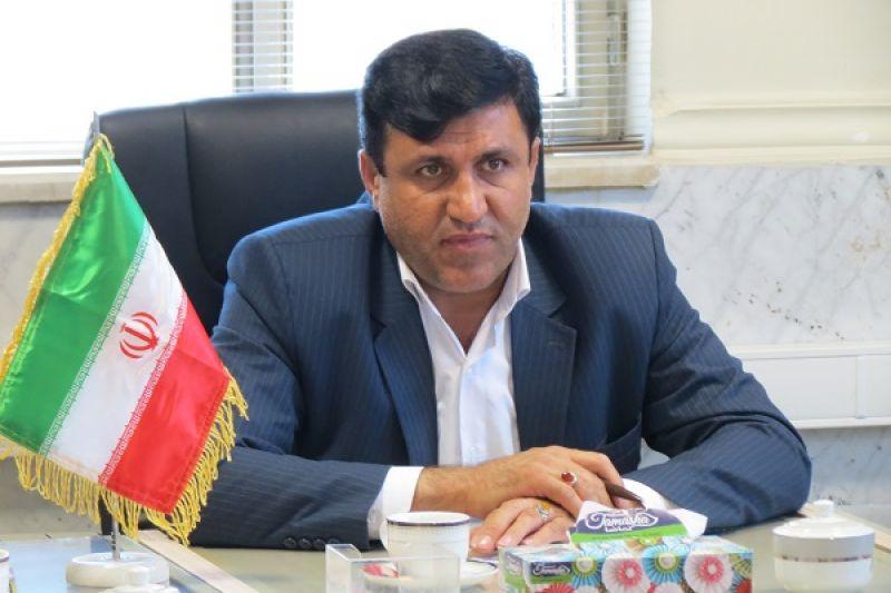 علی اکبرسلیمانی،فرماندارآوج، پیام،قدردانی، راهپیمایی،22 بهمن96