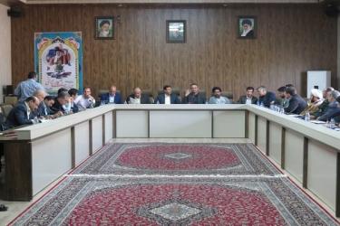 علی اکبرسلیمانی، فرماندار آوج،کمیته ،برنامهریزی