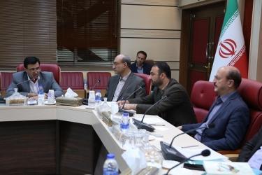 علی اکبرسلیمانی،فرماندارآوج، کارگروه راهبردی، توسعه آوج
