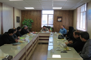علی اکبرسلیمانی،فرماندارآوج،بازدید،اموراداری،مالی،استانداری
