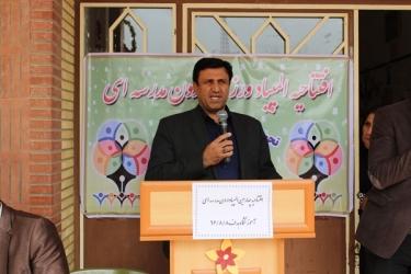 علی اکبرسلیمانی،فرماندارآوج، المپیادورزشی