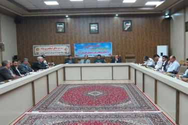 علی اکبرسلیمانی،فرماندارآوج، دیدار،مدیرکل ارشاد،اصحاب فرهنگ،رسانه